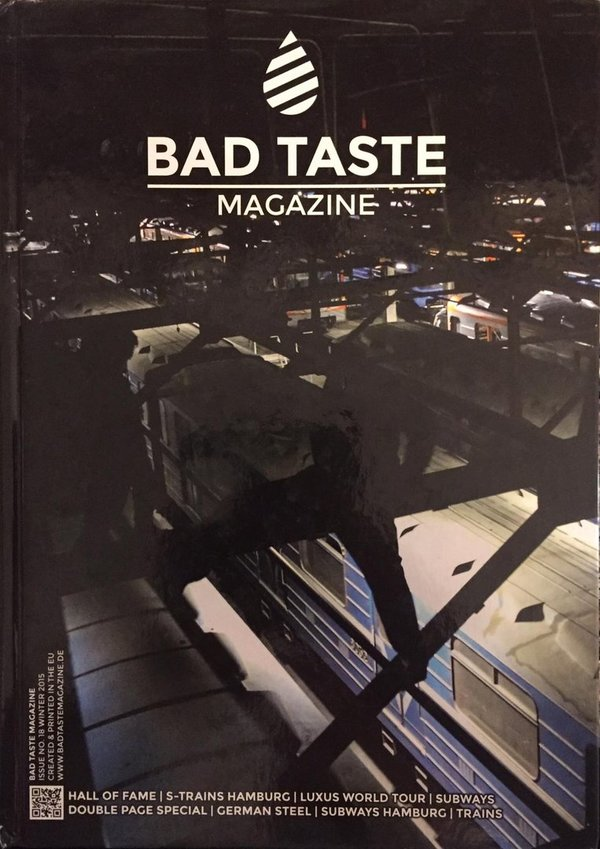 BAD TASTE Magazin (Graffti)