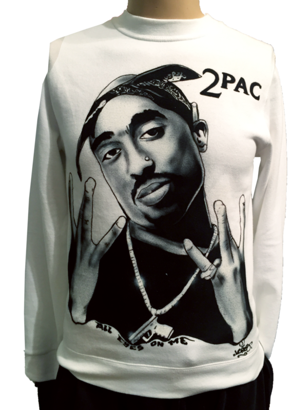2 PAC - all eyes on me (gr. XS)