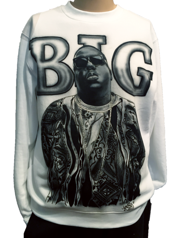 The Notorious B.I.G.  (gr. L)