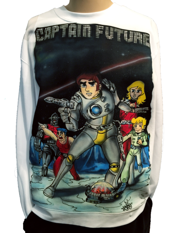 Captain Future (gr. XL)